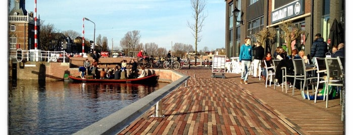 Restaurant Vito is one of Alkmaar.
