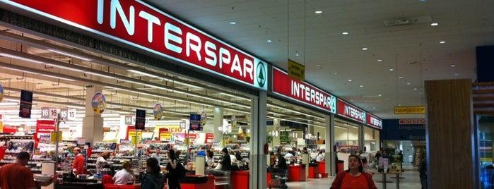 INTERSPAR is one of Andras : понравившиеся места.