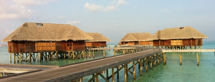 Conrad Maldives Rangali Island is one of Maldives - The Sunny Side of Life.