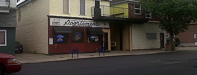 Sportsmen's Tavern is one of Buffalo.