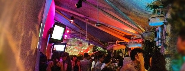 Zouk is one of The Dopest Nightclubs Around The World.