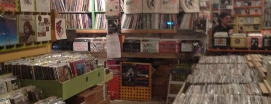 Earwax Records is one of Brooklyn.