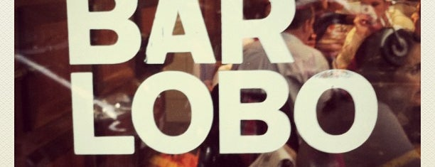 Bar Lobo is one of Barcelona.