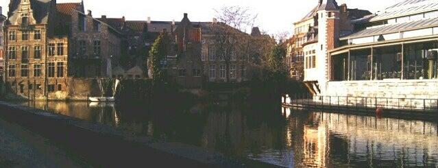 Groot Vleeshuis - Oost-Vlaamse streekproducten is one of Ghent for #4sqCities president!.