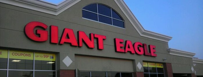 Giant Eagle Supermarket is one of app check!.