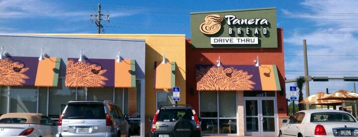 Panera Bread is one of Cafe Chill Spot.