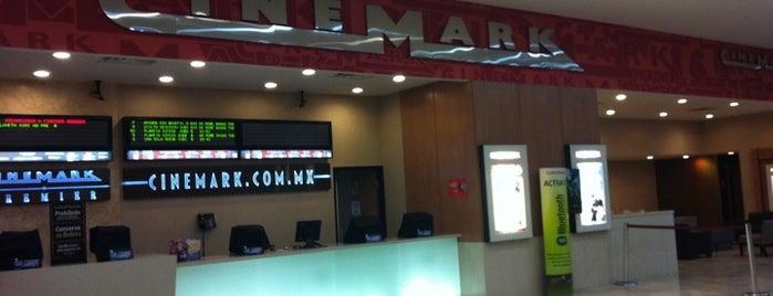 Cinemark is one of Cinéfilos. Area Metropolitana.
