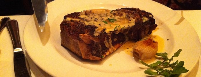 The Capital Grille is one of Places I've Reviewed.