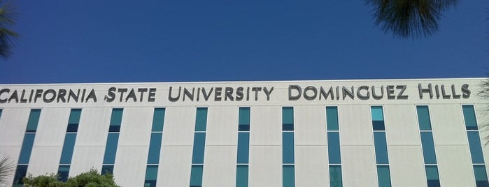 California State University, Dominguez Hills is one of Coco 님이 좋아한 장소.