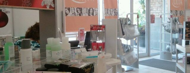 Ulta Beauty - Curbside Pickup Only is one of Beau's Liked Places.