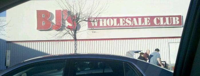 BJ's Wholesale Club is one of Orte, die Dawn gefallen.