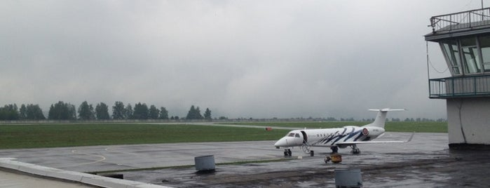 Gorno-Altaysk Airport (RGK) is one of Airports 2.