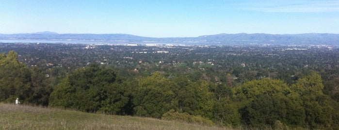 Rancho San Antonio County Park is one of Running Spots in the Bay Area.