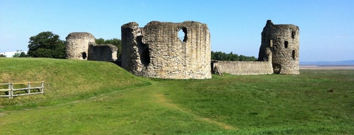 Flint Castle is one of Paranormal Sights.