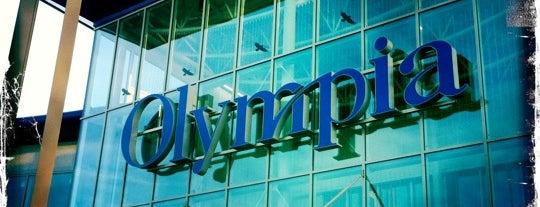 OC Olympia is one of Karolína : понравившиеся места.