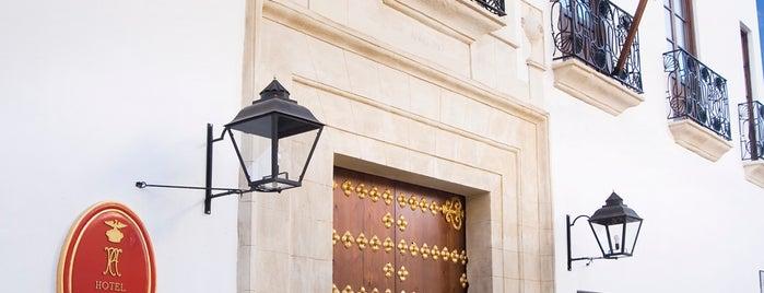 Las Casas De La Juderia Hotel Cordoba is one of Lugares favoritos de RabodeToro.