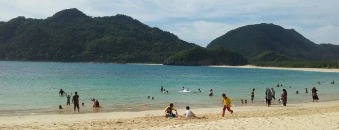 Pantai Lampuuk is one of Destination In Indonesia.