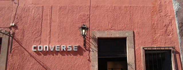 Converse is one of San Miguel de Allende.