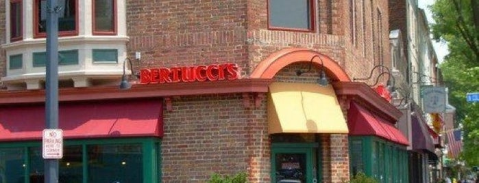Bertucci's is one of Gluten-Free Options.