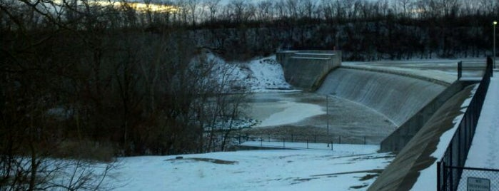 Griggs Reservoir is one of Columbus.