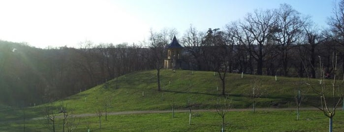 Park Cibulka is one of Lugares favoritos de Zuzana.