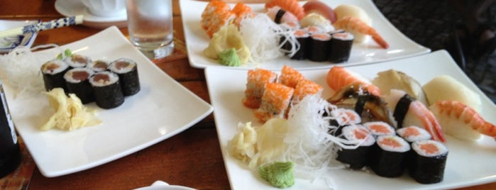 Mikoto is one of Razorfish Lunchspots.