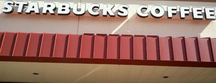 Starbucks is one of Restaurants.