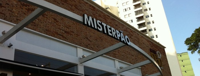 Padaria Mister Pão is one of Orte, die Elizângela gefallen.