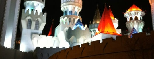 Excalibur Hotel & Casino is one of Places I've been.