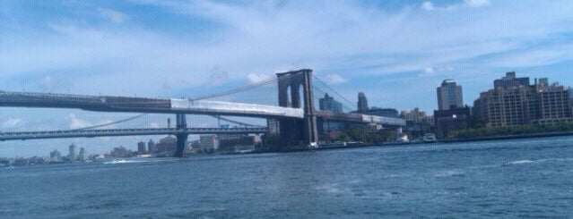 South Street Seaport is one of Adventures in the Big Apple.