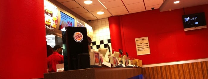 Burger King is one of สถานที่ที่ Kevin ถูกใจ.