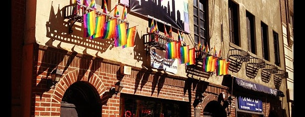 Stonewall Inn is one of Guide to New York's best spots.