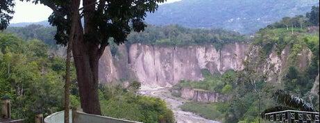 Ngarai Sianok is one of The Wonders of Indonesia.