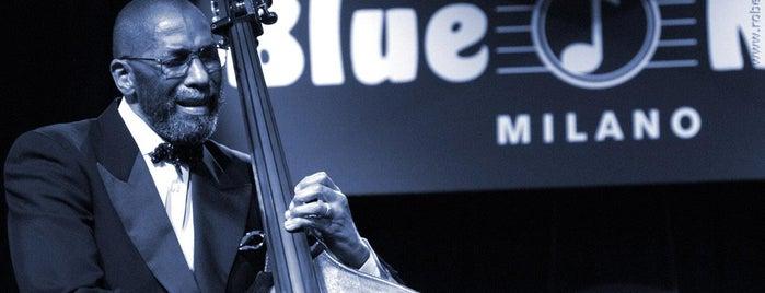 Blue Note is one of Best romantic venues in Milan.