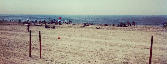Long Beach is one of NYC Summer Spots.
