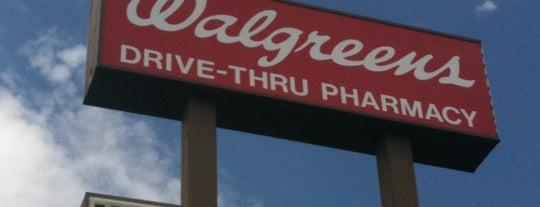 Walgreens is one of สถานที่ที่ Alberto J S ถูกใจ.
