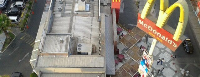 McDonald's is one of pour manger =).