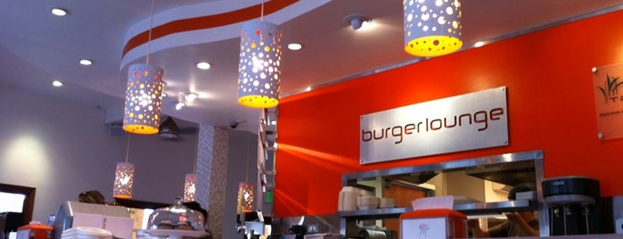 Burger Lounge Kensington is one of 2011 Dining Out for Life San Diego.