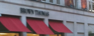 Brown Thomas is one of Dublin City Guide.