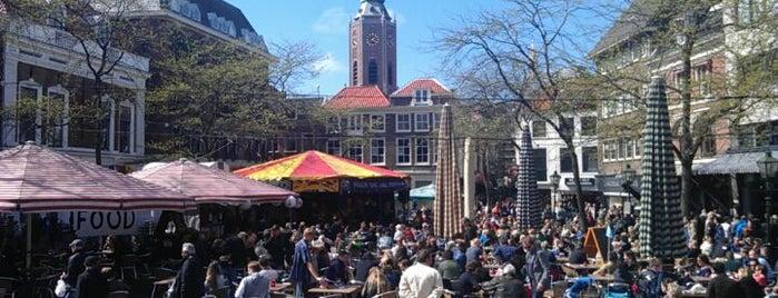 Grote Markt is one of Locais curtidos por Thomas.