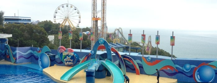 Ocean Theatre is one of Orte, die Meri gefallen.