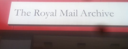 The Postal Museum is one of London.