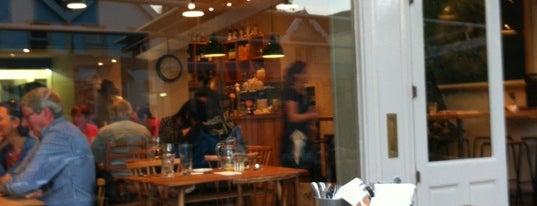 Zazu's Kitchen is one of Bristol.