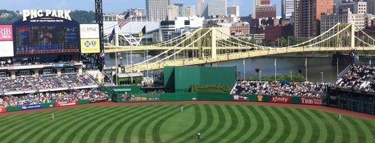 PNC Park is one of MLB Baseball Stadiums.