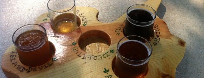 Kelleys Island Brewery is one of สถานที่ที่บันทึกไว้ของ Noel.