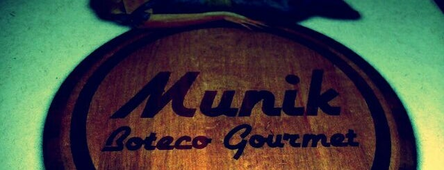 Munik Boteco Gourmet is one of Comer e Beber em Salvador.