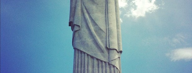 Cristo Redentor is one of Lugares legais.
