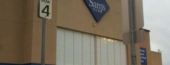 Sam's Club is one of shopping.