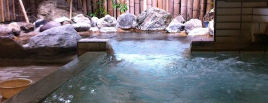 日航亭 大湯 is one of I love spa !.