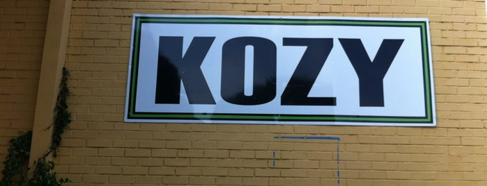 Kozy Kitchen is one of Orte, die AlmostVeggies.com gefallen.
